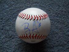 Ryan Howard Autographed Baseball ( Mizzou/ San Fran. 5th. Rd. )