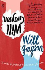 Will Grayson By John Green & David Levithan