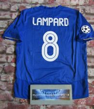 LAMPARD champions league CHELSEA football Shirt XL MENS CFC Vintage CENTINERY