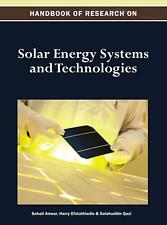 Handbook of Research on Solar Energy Systems and Technologies by Anwar (English)