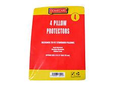 4 Packung Kissen Schoner Abdeckung - waschbar Polypropylen Gewebematerial