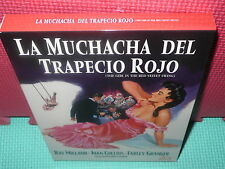 LA MUCHACHA DEL TRAPECIO ROJO - FLEISCHER - MILLAND - COLLINS