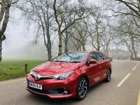 2015 Toyota Auris 1.8 Hybrid Automatic Design Estate Petrol/Electric