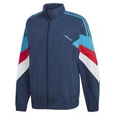 Adidas Originals HOMBRE Palmeston Retro Chaqueta Cortavientos Navy Top Venta 90S