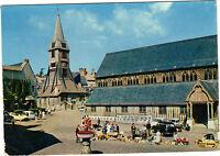 14 - cpsm - HONFLEUR - L'église sainte Catherine