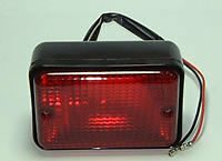 Land Rover Defender 90/110 Rear Rectangular Fog Light PRC7254