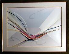 Elba Alvarez Adele framed Serigraph Artwork Hand Signed L@@K! MAKE AN OFFER!