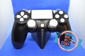 Ps4 Controller Button Pro/Slim, Set, Weiß, Tasten, Knöpfe, passend für Pro/Slim