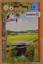 Schleich Sammelfiguren Horse Club 42196 Pferdefutter Zubehör mit Eimer