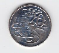 2008 20 Cent Coin Australia J-912