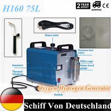 75L / Stunde Sauerstoff Wasserstoff Hho Gasflamme Generator Acryl Polierend H160