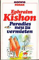Ephraim Kishon - Paradies neu zu vermieten (TB-Ausgabe)