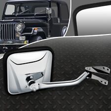 FOR 60-83 JEEP CJ5 CJ6 CJ7 OE STYLE MANUAL RIGHT SIDE VIEW DOOR MIRROR ASSEMBLY