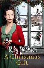 RUBY JACKSON _ A CHRISTMAS GIFT _CHURCHILL'S ANGELS 3 _ SHOP SOIL _ FREEPOST UK