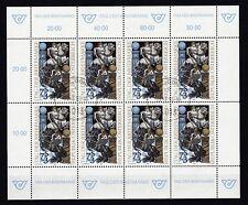 Österreich gestempelt Kleinbogen  MiNr.  2097  Tag der Briefmarke.1993