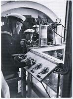 Orig. Mauritius Pressefoto, Kriegsmarine, Unterseebootschule, um 1940