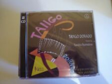 Album 2 CD TANGO DORADO Featuring Sandra Rumolino neuf