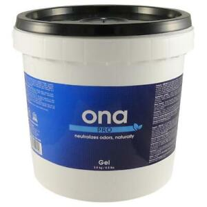 ONA Pro Gel 1 Gallon PAIL - odor air neautralizer control crystal fresh linen