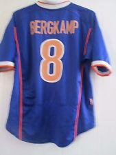 Holland 1998-1999 Bergkamp 10 Away Football Shirt Size Large /41641