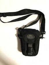 EUC Tamrac TEK Digital Camera Case - Black Adjustable Strap