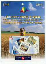 Weeda Canada 1999 Oct-Dec Quarterly Pack, sealed! Face value $3.80, pristine