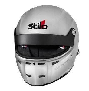 Stilo Helmet ST5R Composite Lid Snell SA2015 & FIA8859-2015 + Hans Posts Large