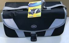 LARGE TRAVEL WATER RESISTANT PHOTOGRAPHY SLR CAMERA CAMCORDER GEAR CASE BAG