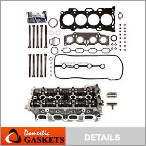 Complete Cylinder Head Head Gasket Set Fit 01-06 Scion Toyota 2.4L 2AZFE