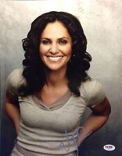 Amy Brenneman Signed 11x14 photo PSA/DNA Cert# Z83827