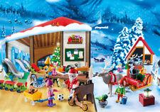 Playmobil - Advent Calendar - Santa's Workshop