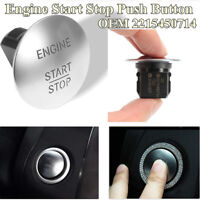 Keyless Start Stop Push Button Ignition Switch OEM 2215450714 For Mercedes-Benz