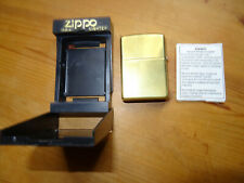 zippo lighters used Brass