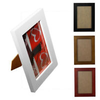4x6/5x7/8x10cm Wooden A4 Photo Frame Family Wall Picture Holder Hot Home Decor