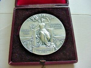 1893 columbian exposition Medal