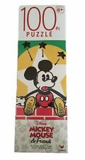 Mickey Mouse PUZZLE 100 piece jigsaw, Disney Classic NEW