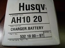587007101 532190097 Husqvarna Mower Battery Charger PR25Y21RKP 428626