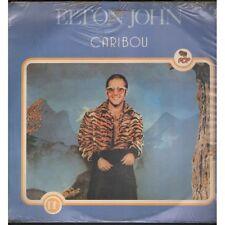 Elton John Lp Vinile Caribou / Record Bazaar Sigillato