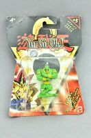 Yu-Gi-Oh - La Jinn Genie Lamp - Mattel MOSC Vintage MINI Figure Takahashi