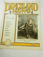 Danceland News Magazine Vol.2 No.1 May 1927 Flapper Girls