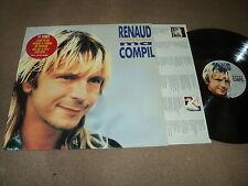 """@ RENAUD 33 TOURS LP 12"""" FRANCE MA COMPIL (AVEC STICKER)"""
