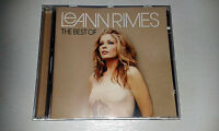 LeAnn Rimes - Best of cd inc CAN'T FIGHT THE MOONLIGHT LIFE GOES ON ETC ETC..