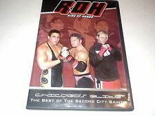 Ring of Honor Chicago's Best of Second City Saints Elite ROH NXT PWG WWE CM Punk
