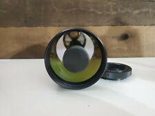 Sears 500mm F:8 Mirror Lens