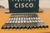 GENUINE Cisco GLC-T 1000BASE-T Warranty +50 in stock Fast Shipment
