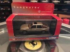 Vanguards Vauxhall Cavalier Mk2 CD Champagne Platinum 1/43 MIB Ltd Ed VA09801