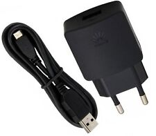 Original Huawei Ladegerät für Huawei P8+ Lite /P9+ Lite Micro Datenkabel Schwarz