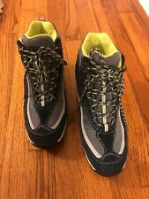 LL BEAN Tek 2.5 Slate Blue Primaloft Waterproof Hiking Boots Women's Size 8.5W