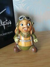 Pendelfin Pliot Figure - Douglas the Pilot - boxed