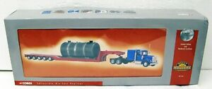 Kenworth W925 w/ Low Loader & Boiler Load 1/50 Corgi US55702 MB w/ COA