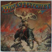 MOLLY HATCHET - BEATIN' THE ODDS - ROCK VINYL LP